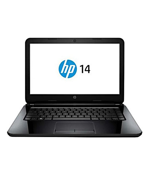 HP 14-r202TU Notebook (K8U10PA) (4th Gen Intel Core i3- 4 GB RAM- 500 GB HDD- 35.56 cm (14)- Windows 8.1) (Black)