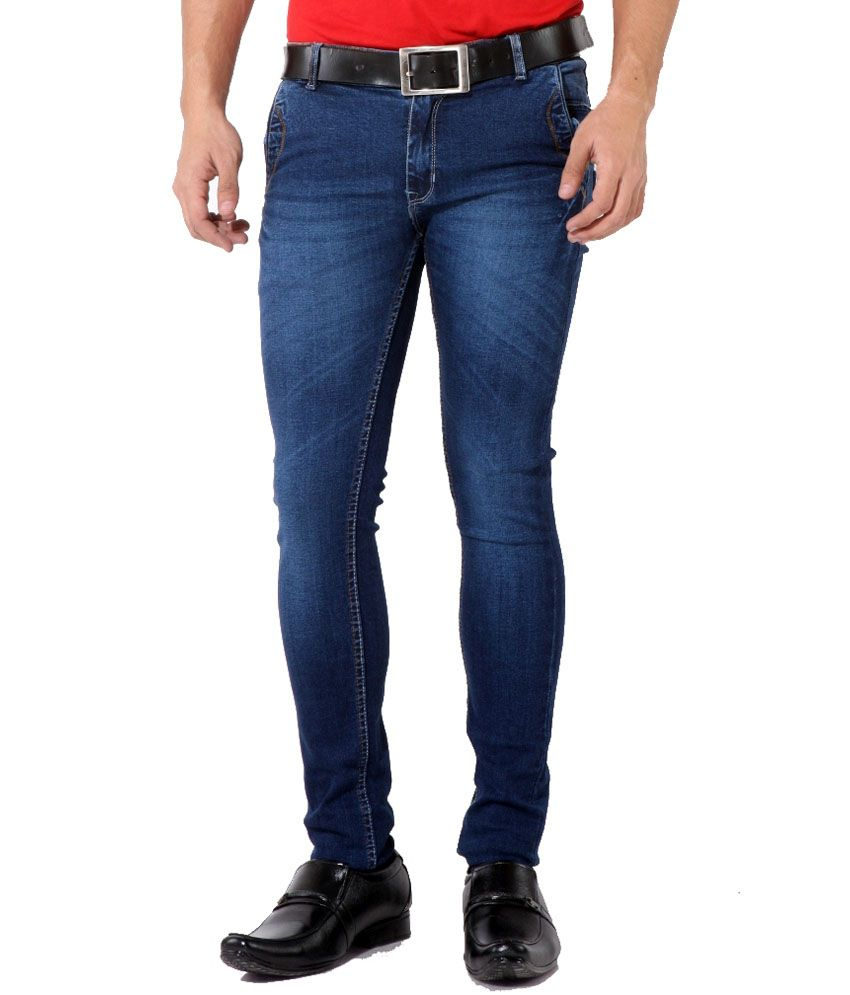Karya Slim Fit Dark Blue Jean