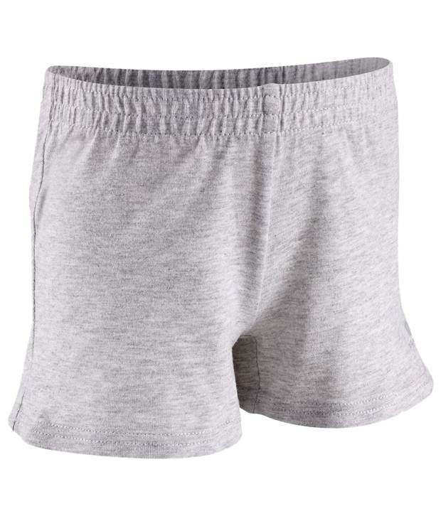 Domyos Gray Fitness Shorts