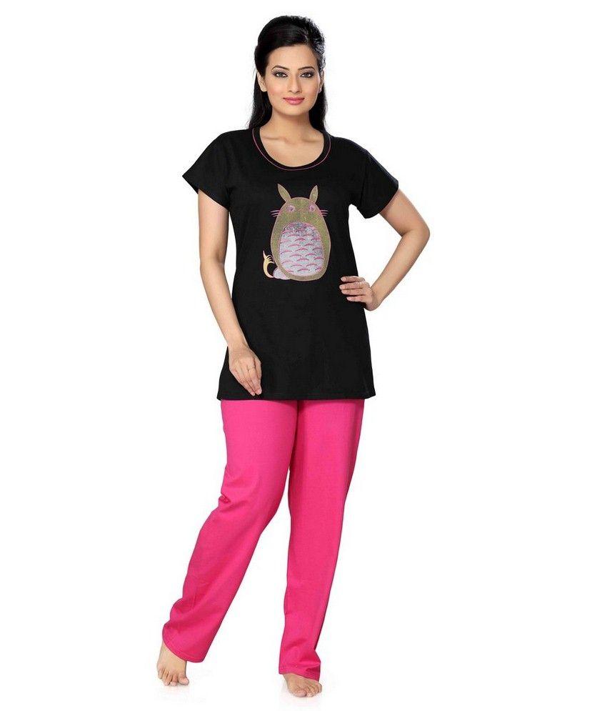 Eazy Women's Night Suit/ Pajama