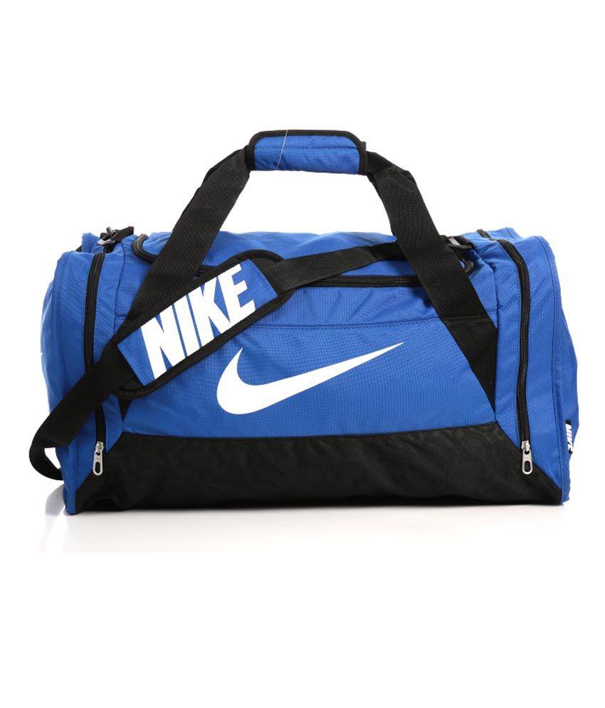 nike blue bag