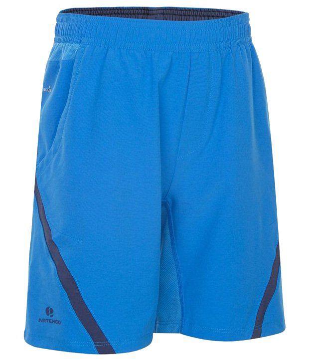 Artengo Blue Tennis Shorts for Boys