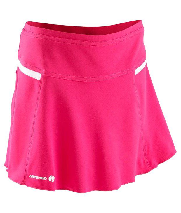Artengo Girlish Pink Skirt for Girls