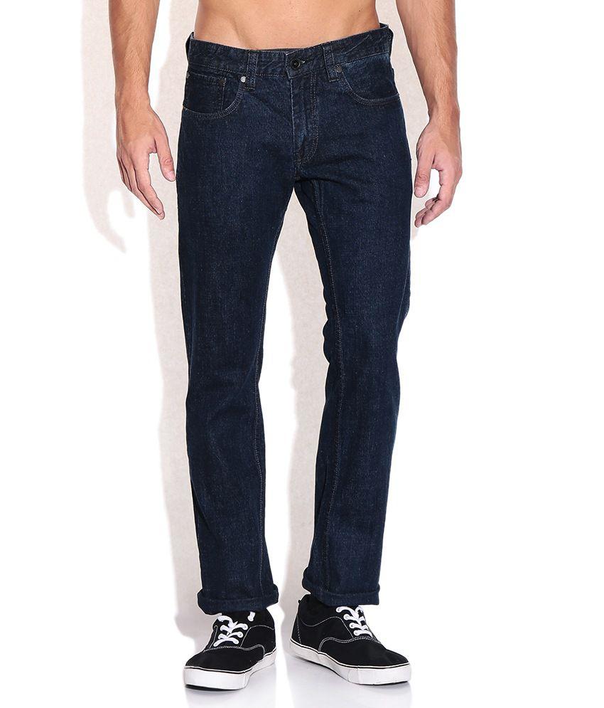 CAT Blue Skinny Fit Jeans