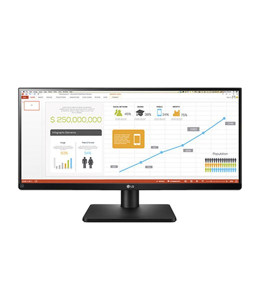 LG 29UB67 21:9 - 73.66 cm (29) Ultrawide Business Monitor