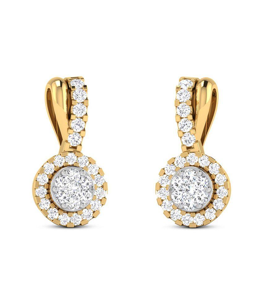 Diaashi Diamond Nishita Earrings