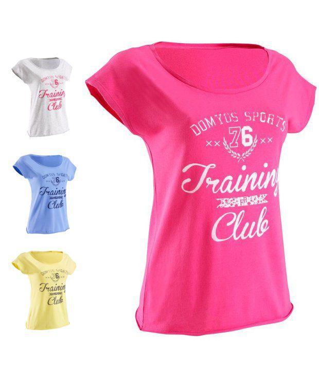 Domyos Bt1 T-shirt Fitness Apparel