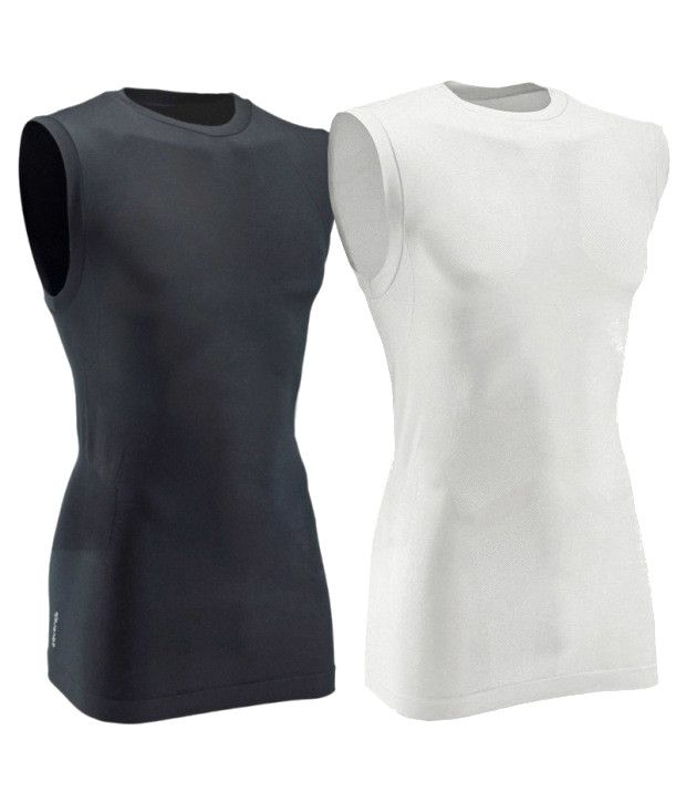 Domyos Compression Tank Fitness Apparel