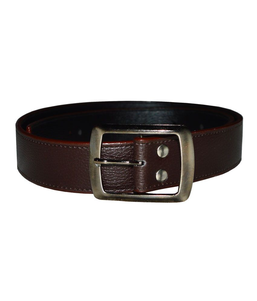 kitnboodle brown leather belt buy at low price in
