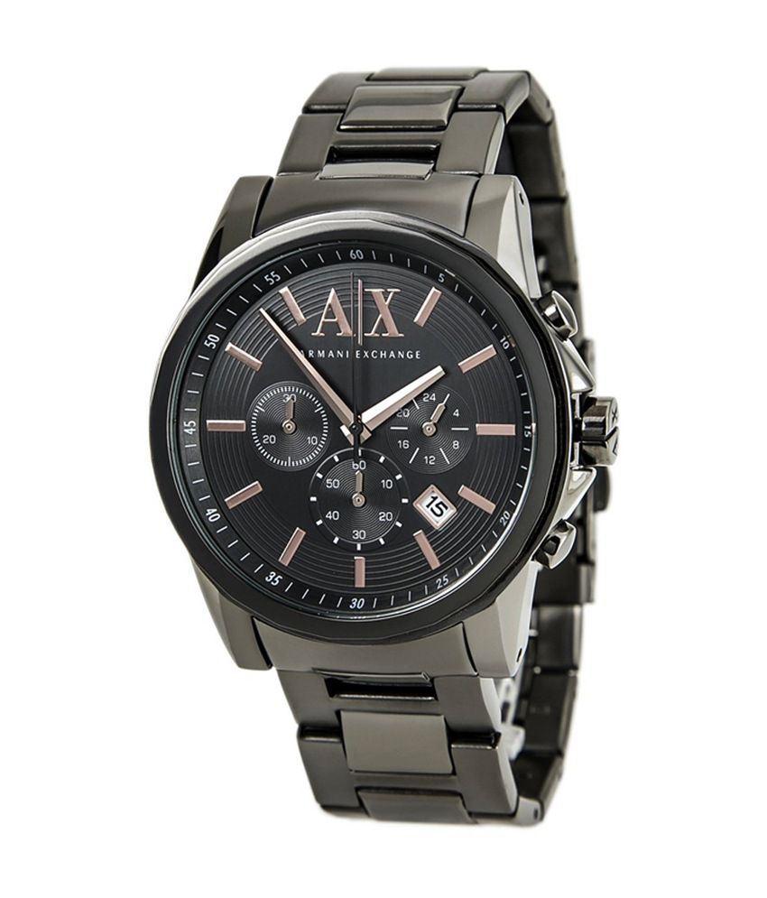 9a46cca906f Armani Exchange ax2086 Men s Watch - Buy Armani Exchange ax2086 Men s Watch  Online at Best Prices in India on Snapdeal