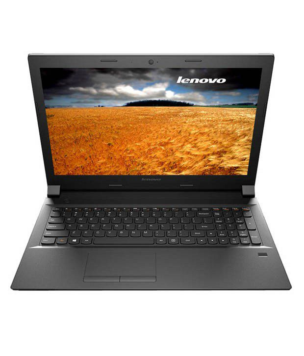 Lenovo B50-70 Notebook (59-438423) (4th Gen Intel Core i3- 4GB RAM- 500GB HDD- 39.62 cm (15.6)- DOS) (Black)