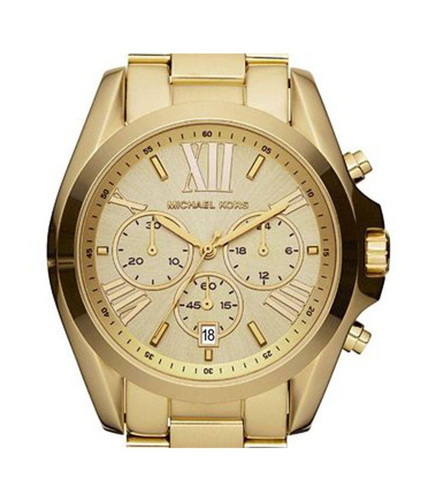 8f23d0520003 Michael Kors mk5605 Men s Watch - Buy Michael Kors mk5605 Men s ...
