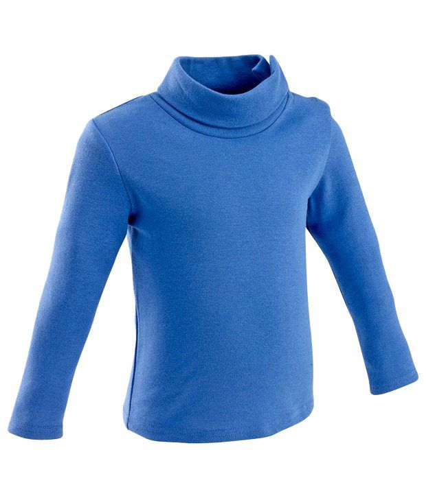 Domyos Blue Sweatshirt For Kids