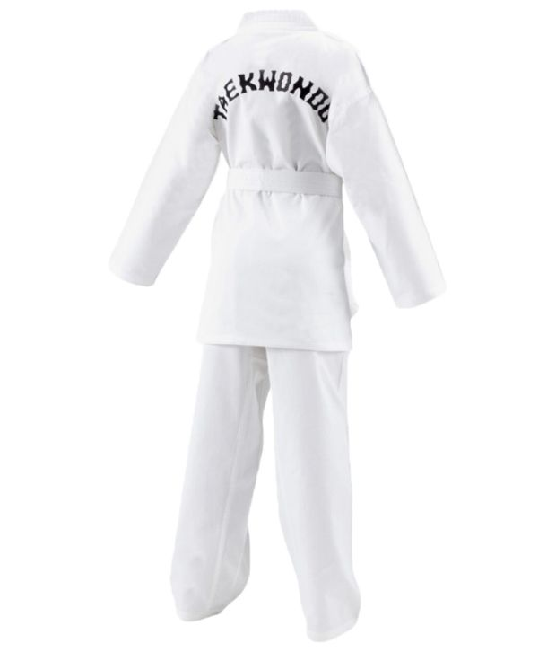 DOMYOS Bok 50 Unisex Tae Kwon Do Uniform By Decathlon