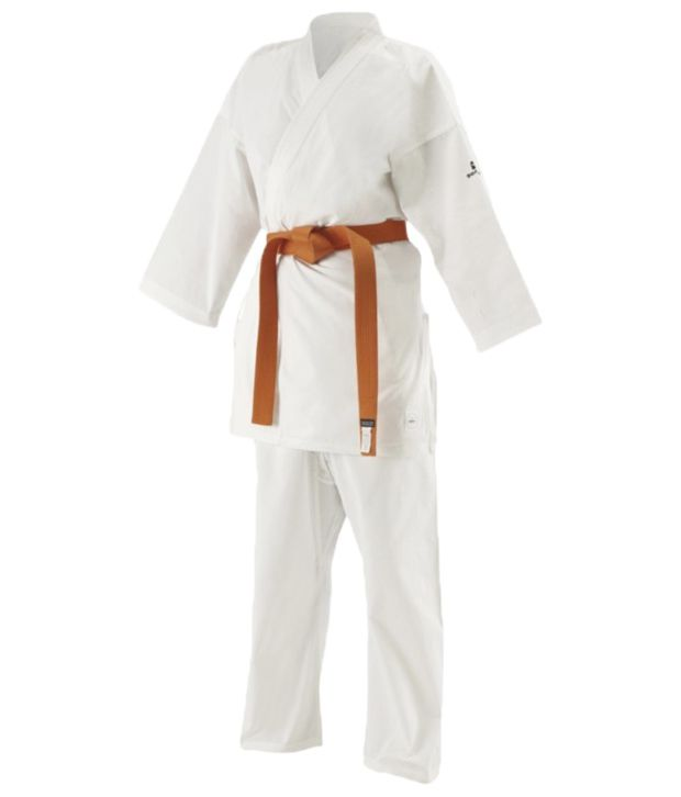 Domyos Okayama 400 Unisex Karate Uniform By Decathlon