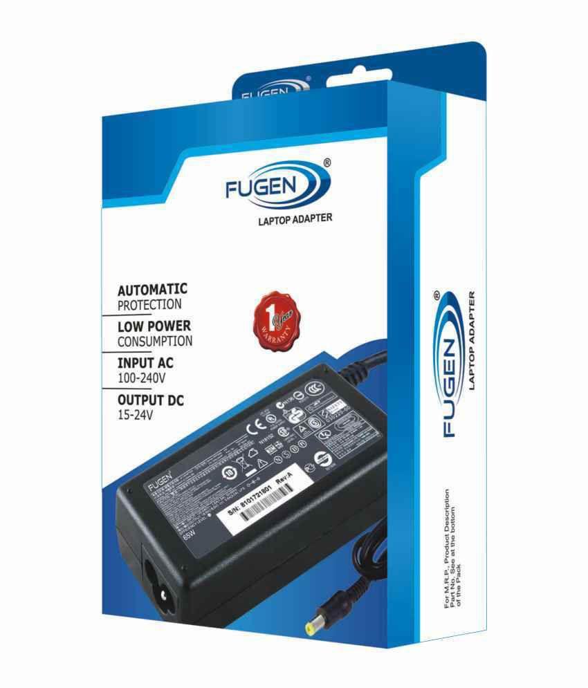 Fugen Laptop Adapter 65w 19v 3.16a Samsung Np-r510-as03de Np-r510-as04de