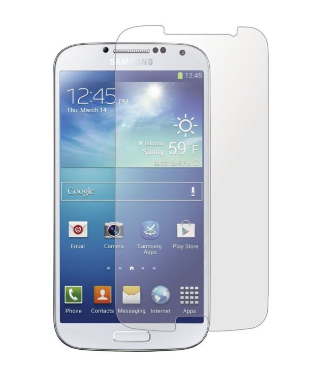 Uni Mobile Care Matte Screen Guards For Samsung I9500 Galaxy S4