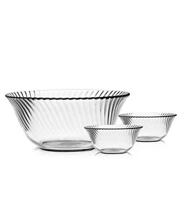 Treo Mi-Casa Glassware Pudding Set 7 Pc - Nocolortrans  sc 1 st  Snapdeal & Treo Mi-Casa Glassware Pudding Set 7 Pc - Nocolortrans: Buy Online ...