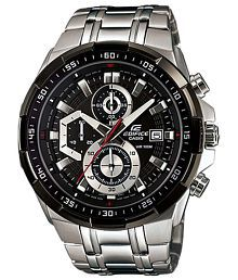 Casio Edifice Black Dial Wrist Watch EFR-539D-1AVUDF