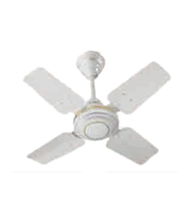 V-Guard Zest 4 Blade (600mm) Ceiling Fan