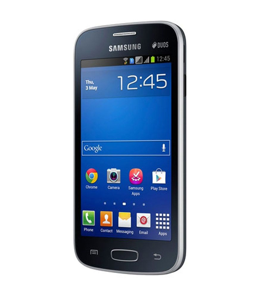 ef56f69a938b Samsung Galaxy Star Pro S7262 Black Mobile Phones Online at Low Prices