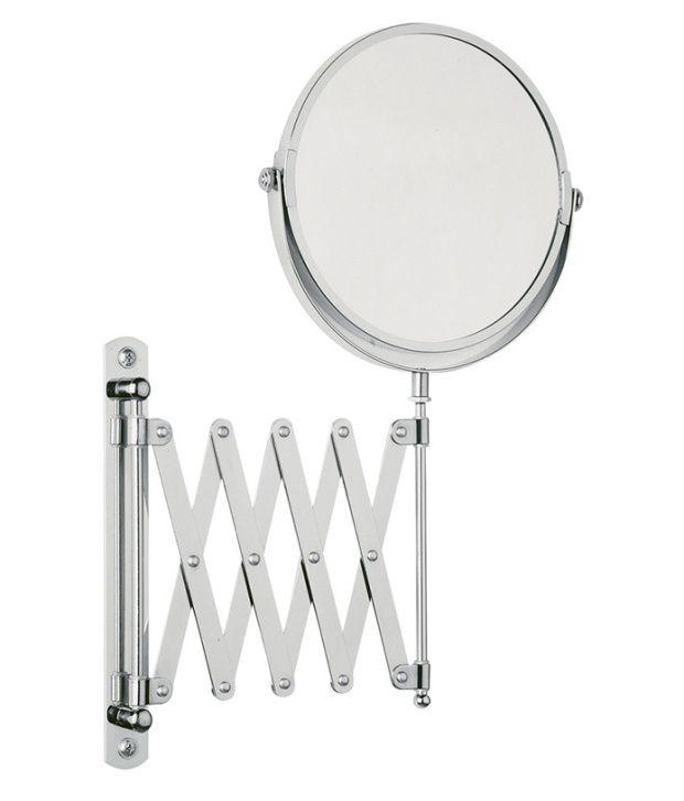 Greggs Glossy Shaving Fancy Makeup Mirror 8-inch