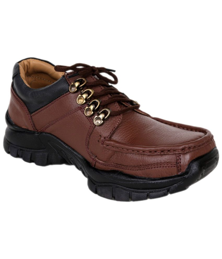 Pipo Brown Leather Boots