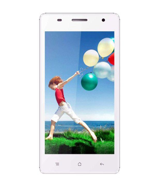 White Cherry MI2 4GB White