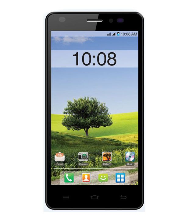 Intex ( 8GB , 1 GB ) Black