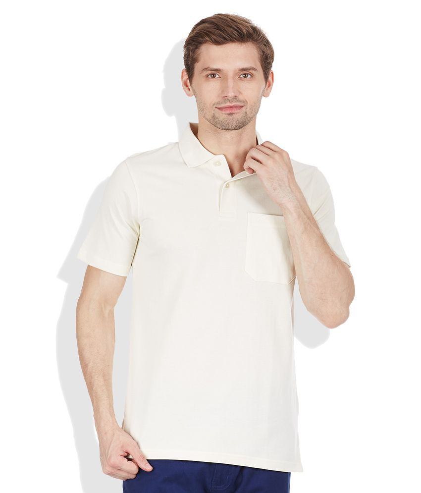 Proline Beige Polo T-Shirts
