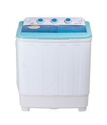 Dmr 4.6 Kg Compact Twin Tub Semi Automatic Mini Washing Machine - DMR 46-1298S Blue