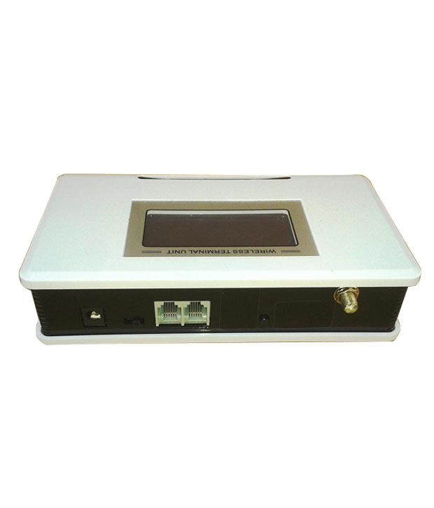 Authentic A300 GSM FCT Router With Inbuilt Battery