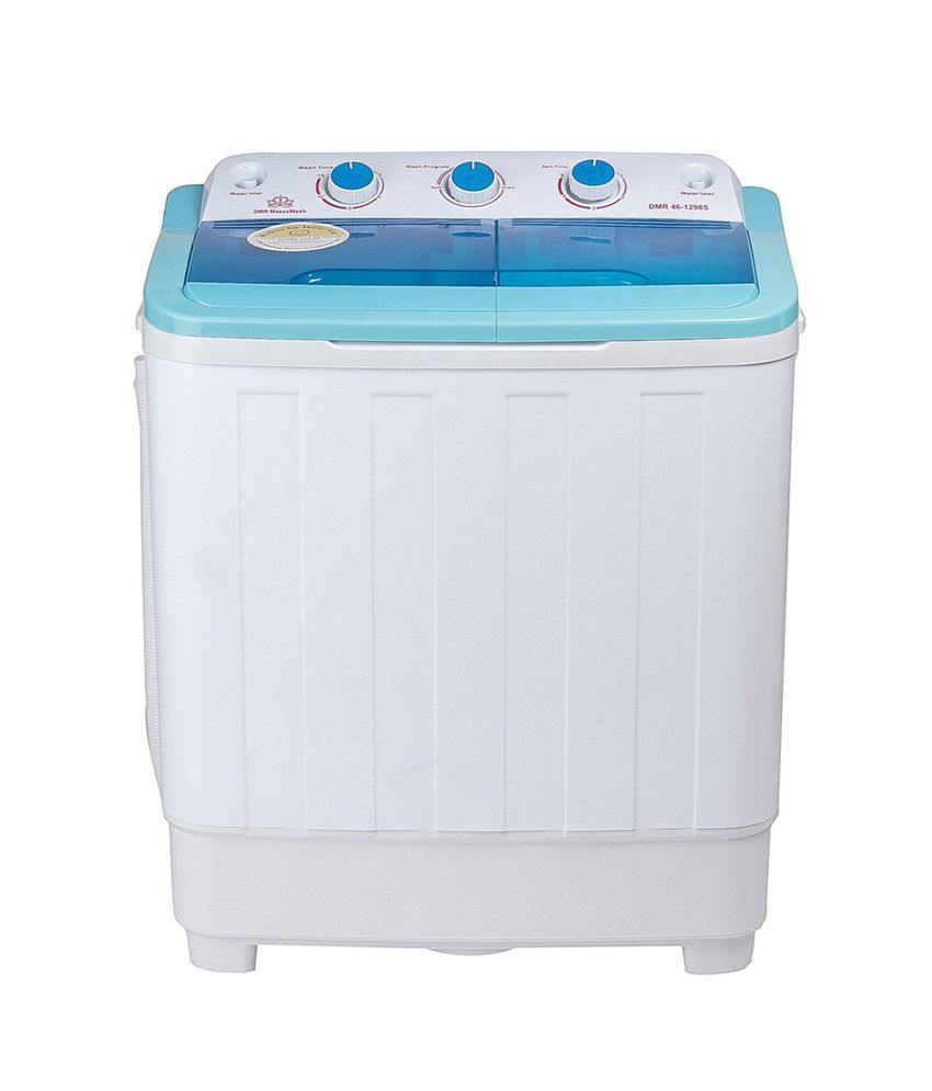 Dmr 4 6 Kg Compact Twin Tub Semi Automatic Mini Washing