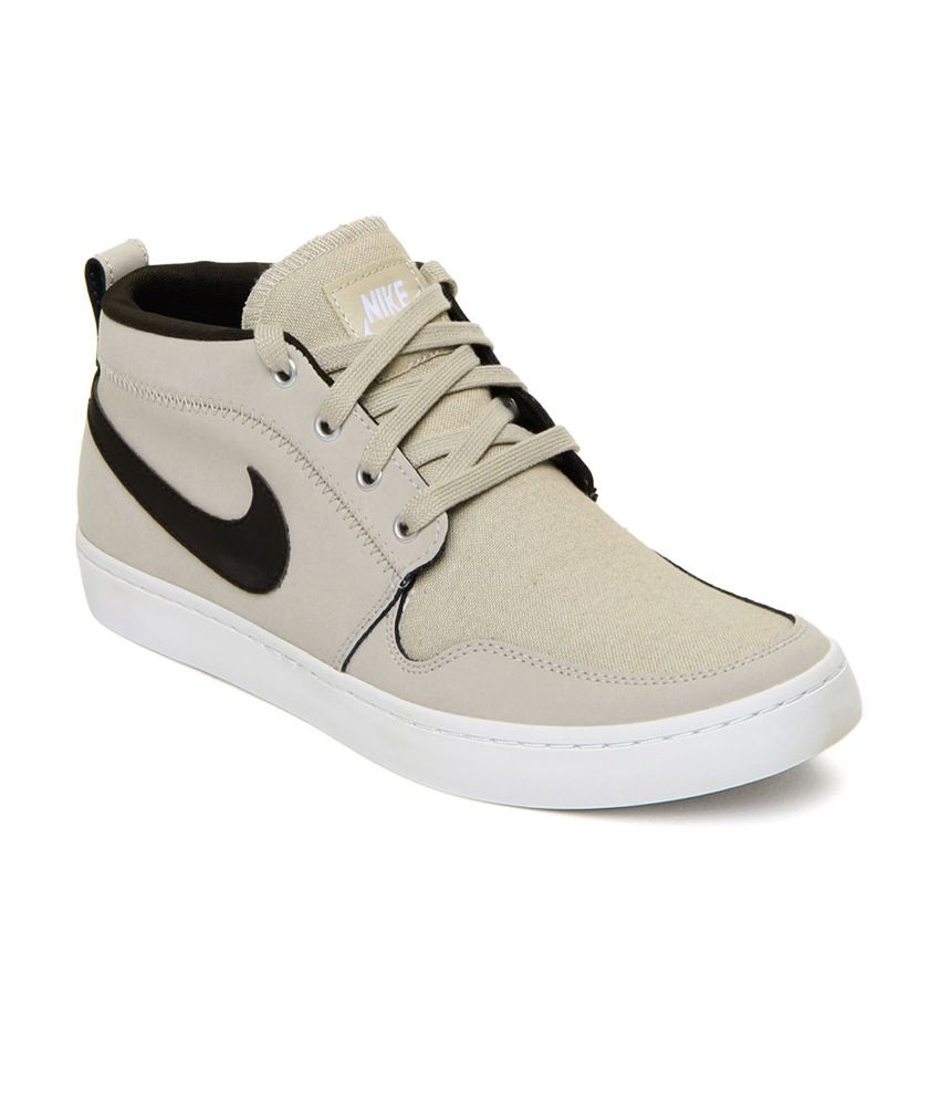 buy nike khaki canvas chukka lifestyle casual shoes for