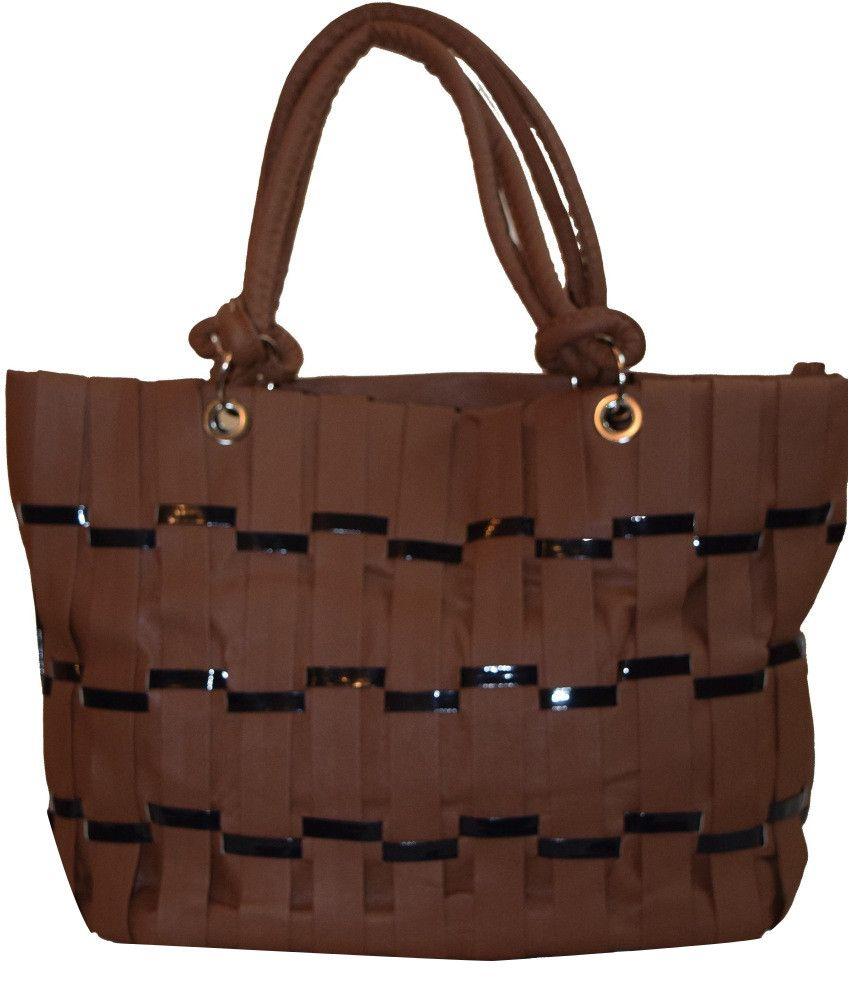 Basta HB47-002-Brown Brown Shoulder Bags