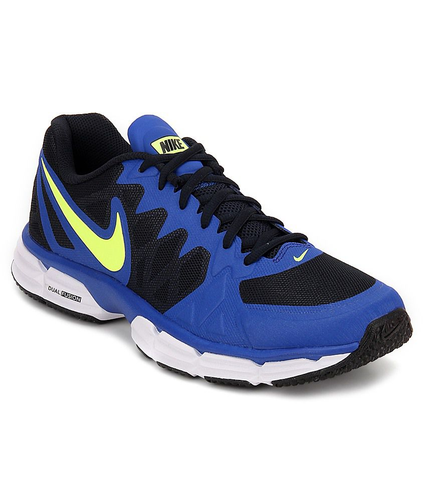 Nike Dual Fusion Tr 6 Sports Shoes - Buy Nike Dual Fusion Tr 6 Sports Shoes  Online at Best Prices in India on Snapdeal 88555f38d