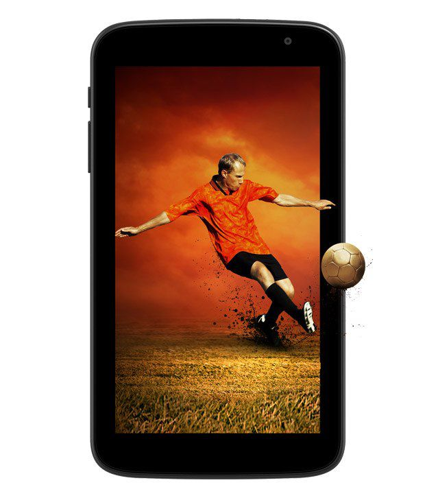 Swipe 3D Life Quad Core (3G + Wifi, Black)
