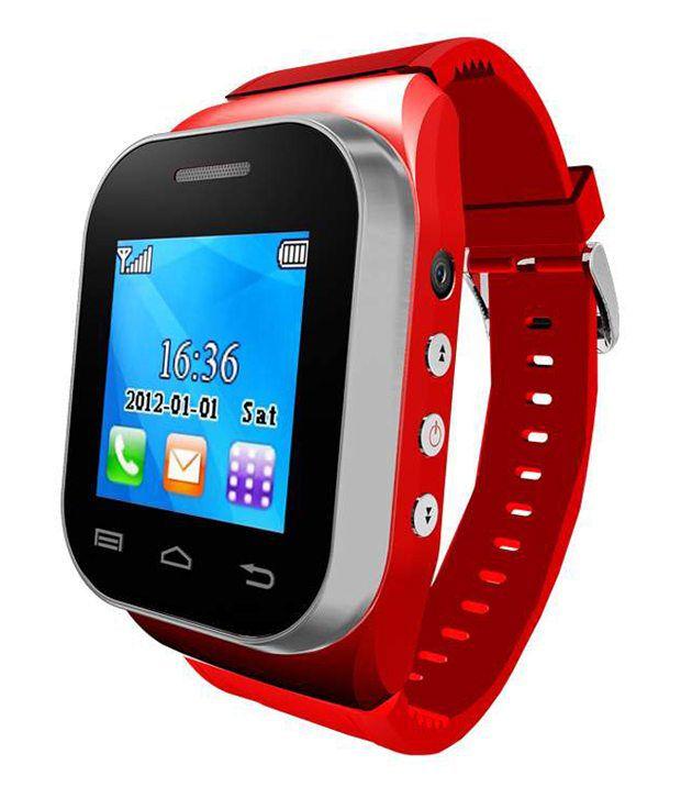 Kenxinda W1 S Smart Watch ( RED ) - Buy Kenxinda W1 S ...