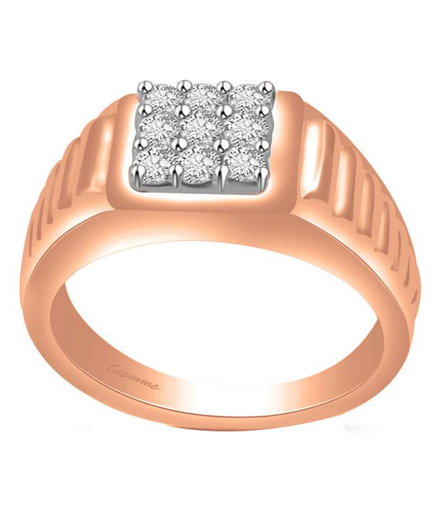 Ciemme 92.5 Sterling Silver Ring