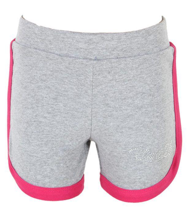 Eight 26 Gray Cotton Shorts