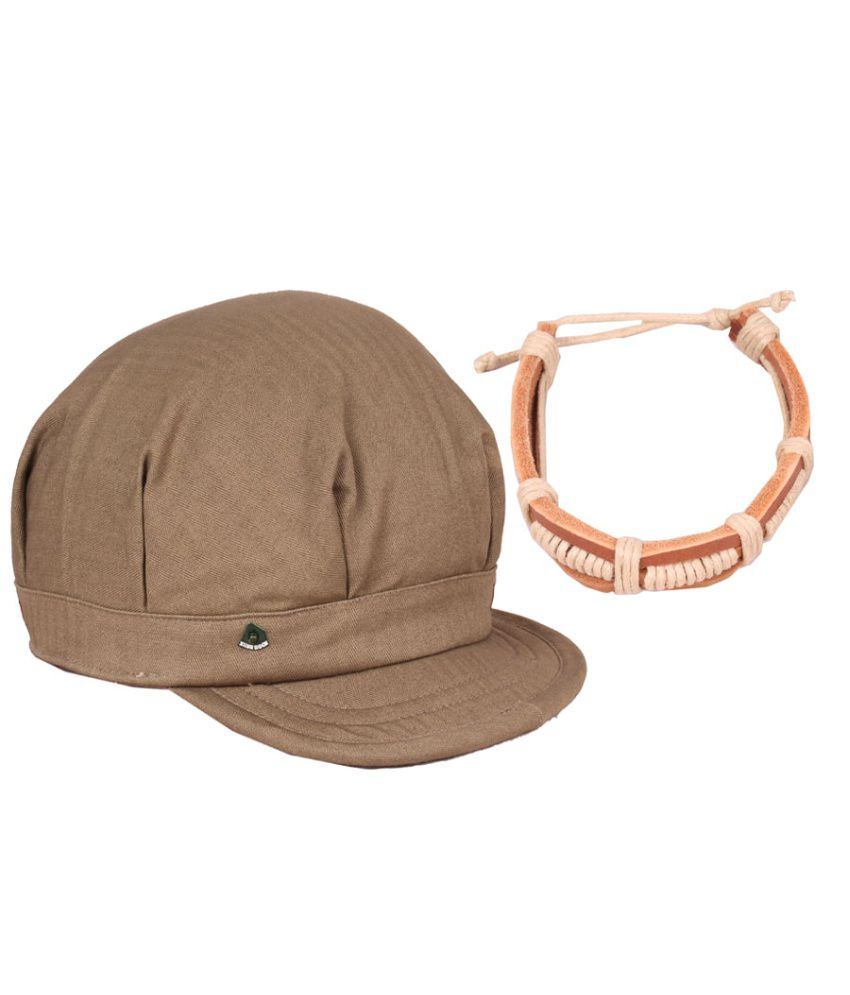 Jstarmart Rugged Cap With Wrist Band