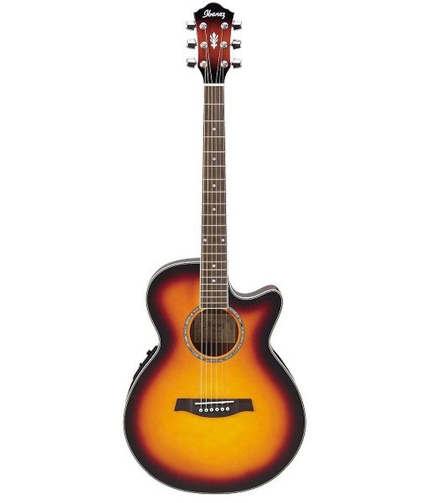 ibanez aeg10ii electro acoustic guitar vintage sunburst buy ibanez aeg10ii electro acoustic. Black Bedroom Furniture Sets. Home Design Ideas