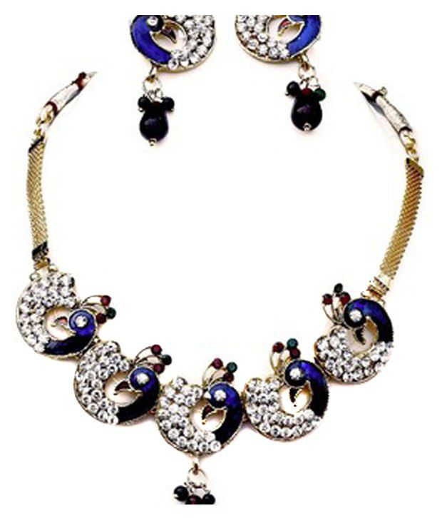 Renaissance Traders Multicolour Necklace Set