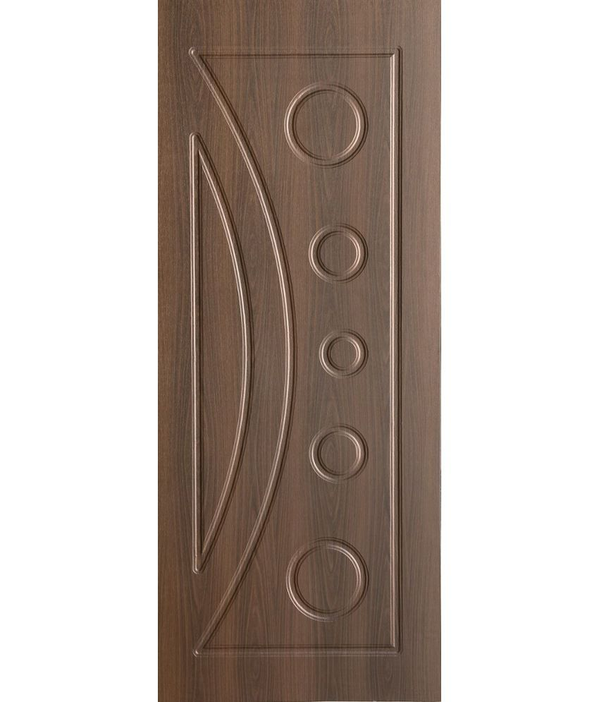 Manttra Designer Doors Brown PVC Membrane Flush Door  sc 1 st  Snapdeal & Buy Manttra Designer Doors Brown PVC Membrane Flush Door Online at ...