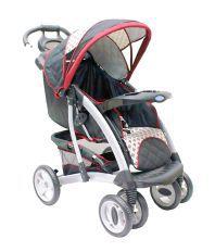 Graco Pink Quattro Tour Delux Antiquit Stroller