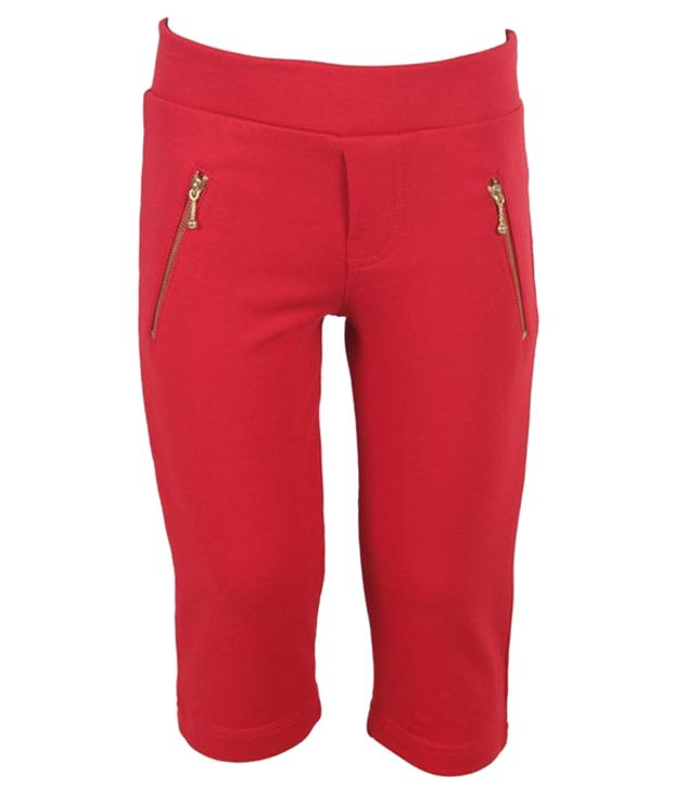 Eight26 Red Capris By Rituwears