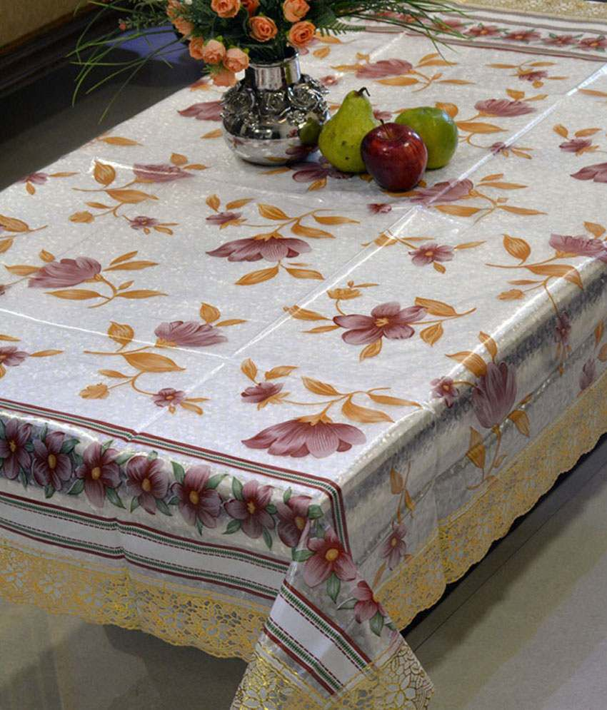 Freely Dining Table Cover For 8 Seater