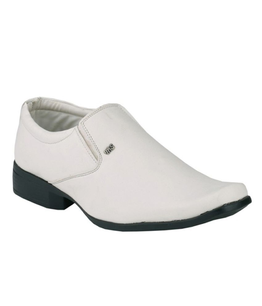 franklien white formal shoes price in india buy