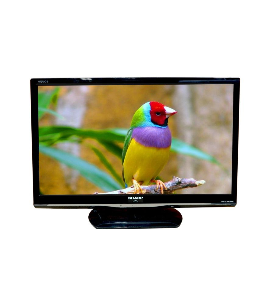 Sharp LC 24LE156M 61 cm (24) HD Ready Gaming TV LED Television
