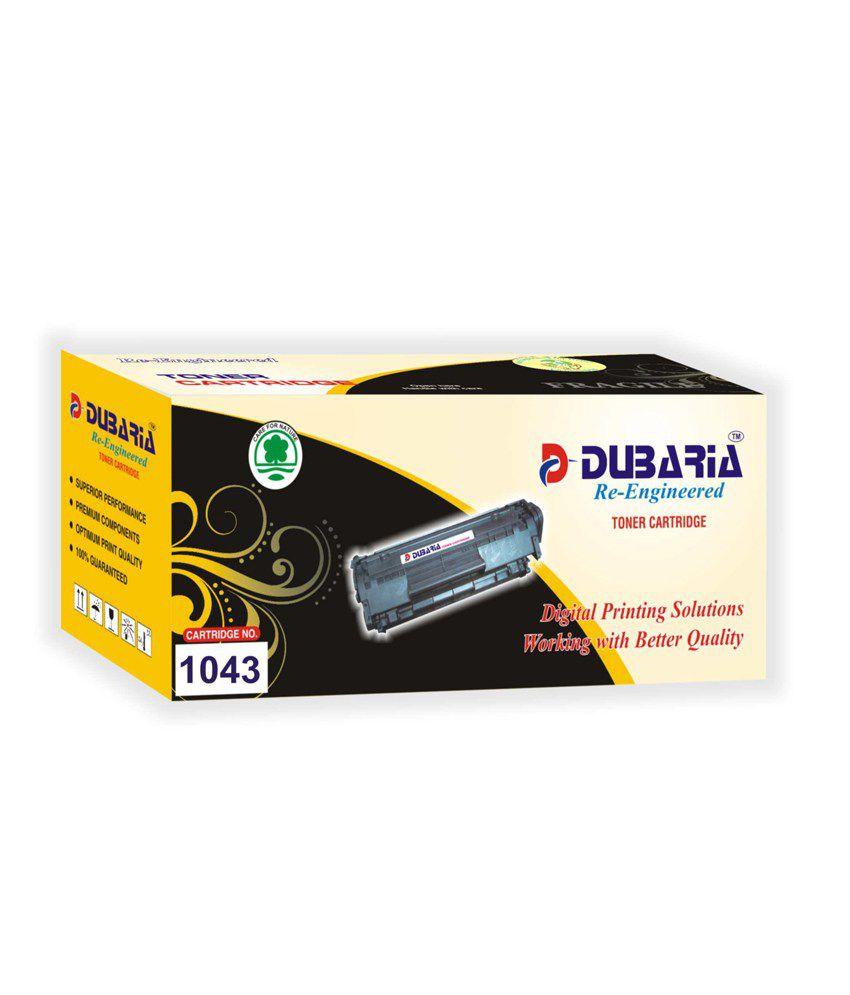 Dubaria 1043 Toner For Samsung Black Cartridge Price In Catridge Canon 811 Colour